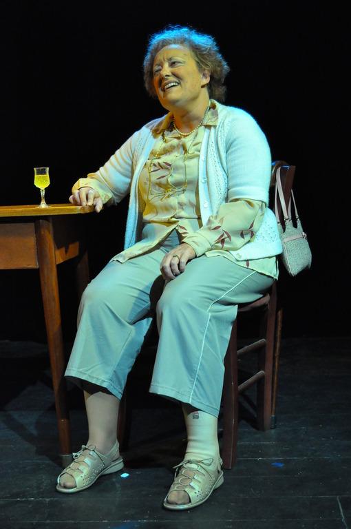 Robyn Scott as Rosa